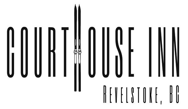 Courthouse Inn Revelstoke, BC logo